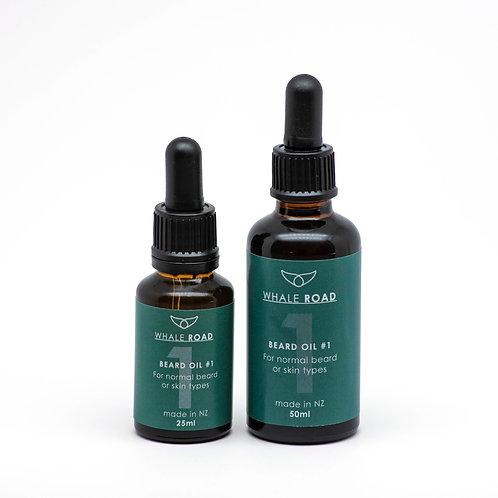 Beard Oil 1