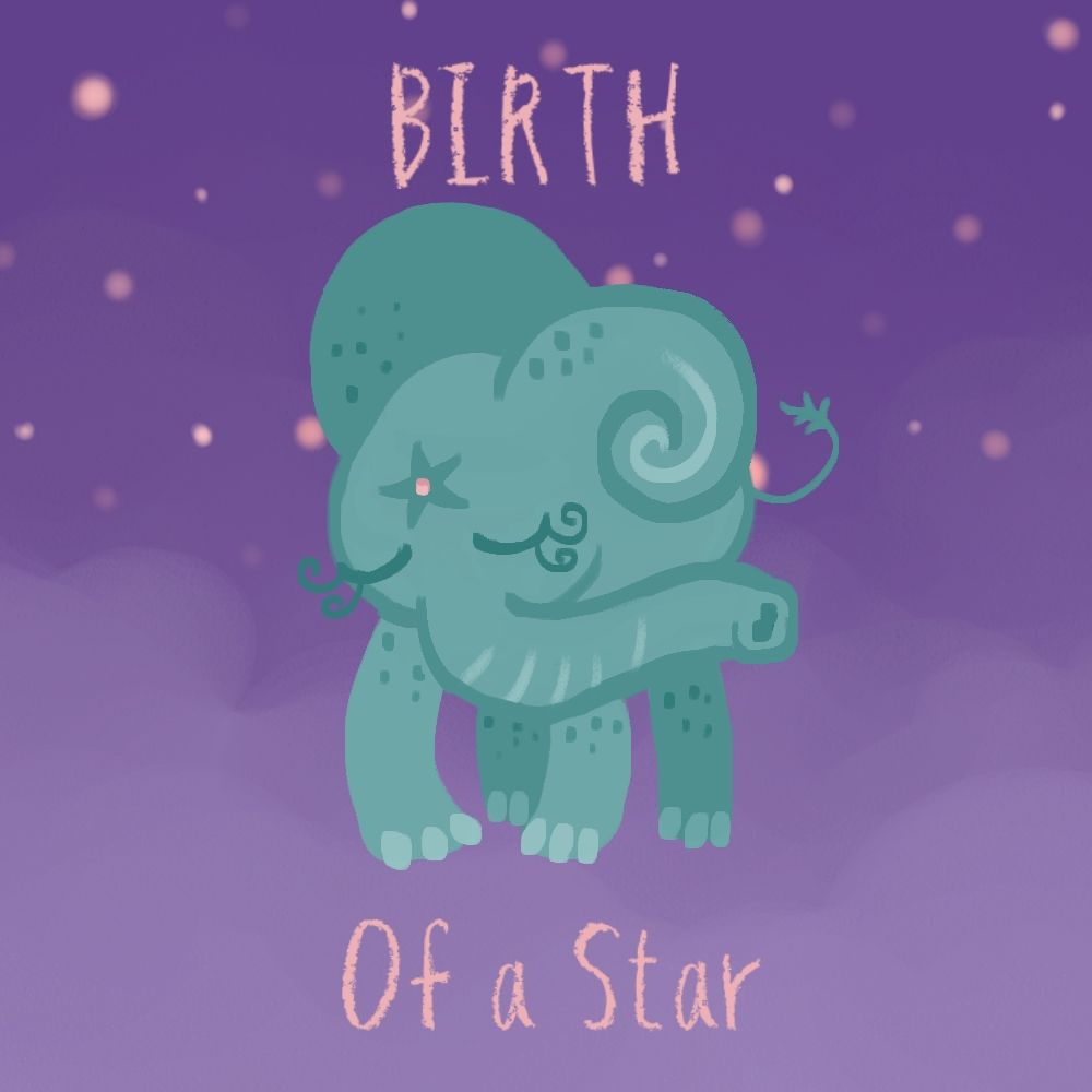birth of a star tekst