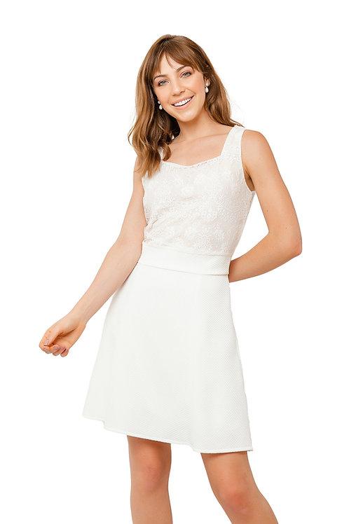 Vestido Basic Lace