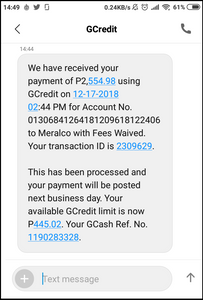 How to Pay MERALCO Bill Using GCash GCredit? FAQs & Detailed