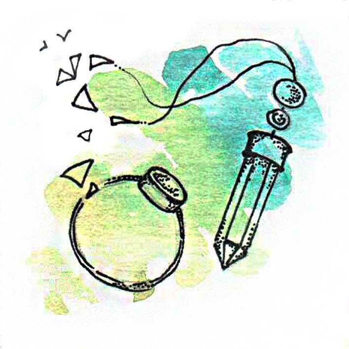 Мастер-класс кольцо или кулон с камнем