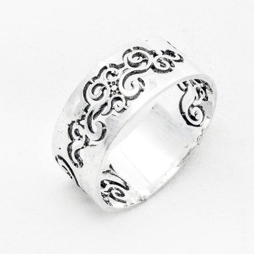 Кольцо «Кружево»