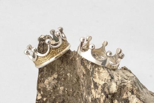 """Обручальные Кольца """"Короны"""""""