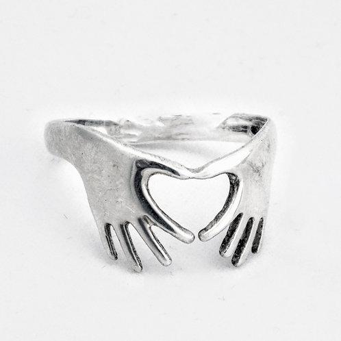 Кольцо «Жест»