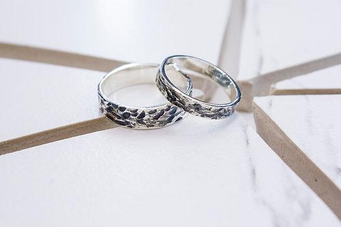 """Обручальные кольца """"Волны"""""""