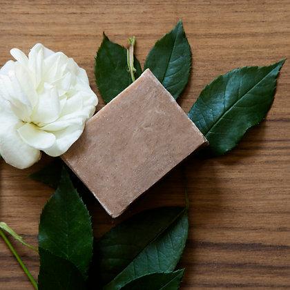 Savonnette à la Rose et Ghassoul (100 g)