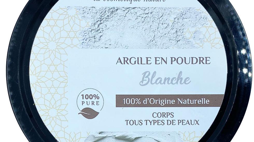 Argile blanche pure (200 g)