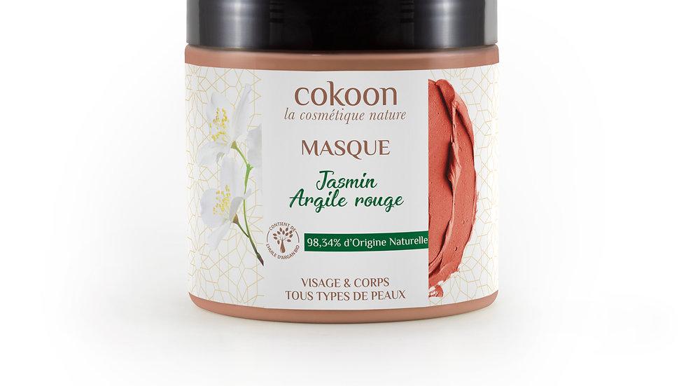 Masque d'argile rouge au jasmin (300 g)