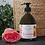 Thumbnail: Savon noir liquide à la Rose (500 g)