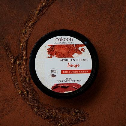 Argile rouge 100 % pure (200 g)