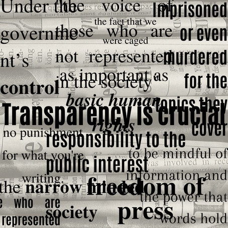 Student Voices on Press Freedom