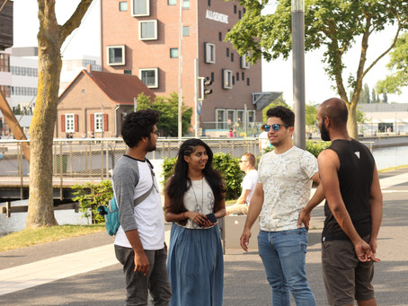 Students open up about cross-culture integration on campus