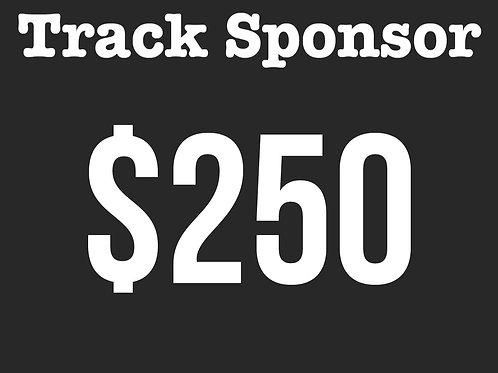 Track Sponsor - Silver