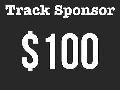 Track Sponsor - Bronze