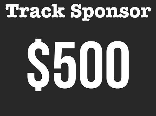 Track Sponsor - Gold