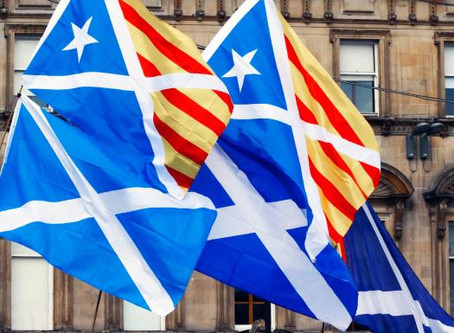 Is Scotland heading for a Catalonian-style referendum?