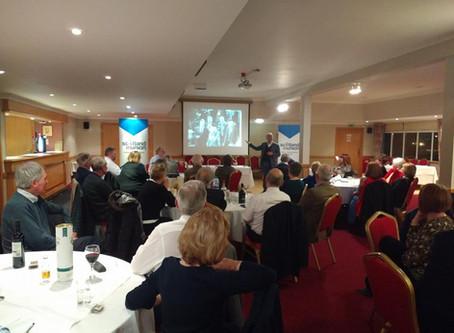 Aberdeen Supporter Event with Ramsay Jones