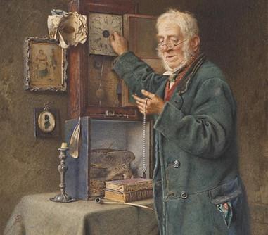 Ремонт и реставрация часов