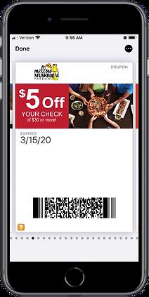 cell phone mellow mushroom coupon pass-0