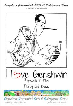 I LOVE GERSHWIN