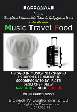 MUSIC TRAVEL FOOD