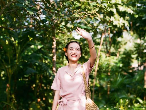 Hạnh Trang: Từ bỏ công việc nhiều người mơ để theo đuổi sự nghiệp freelance writer
