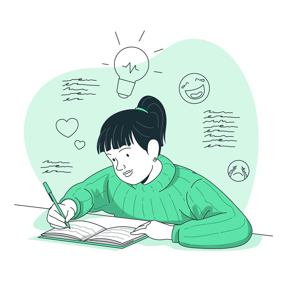 4 bước xác định và rèn luyện giọng văn riêng 1