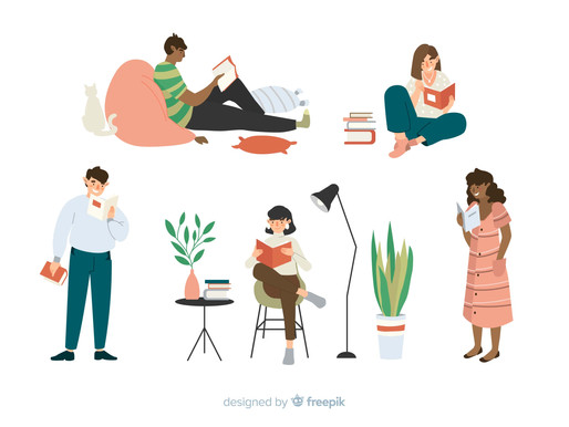 Làm thế nào để viết tốt hơn nhờ đọc sách?