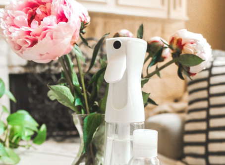 DIY Hydrating Facial Mist