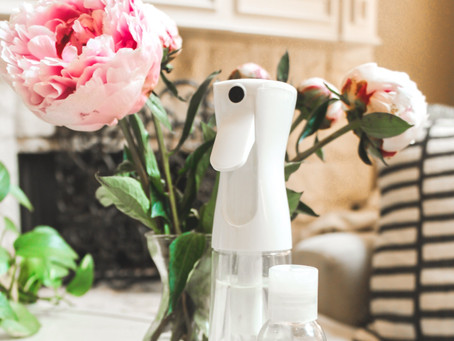 DIY Hydrating Facial Mist