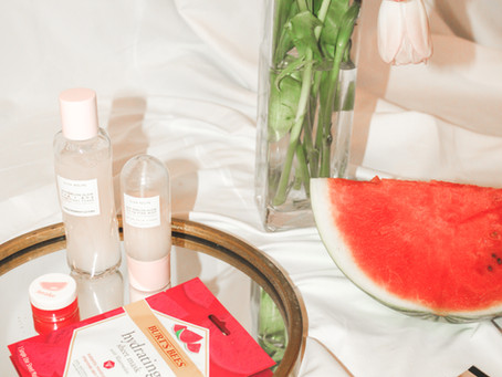 My Favorite Watermelon-Infused Skincare