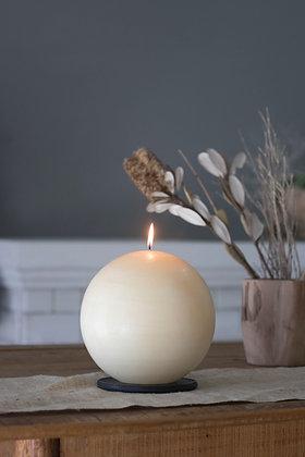 Large Jupiter Sphere Candles
