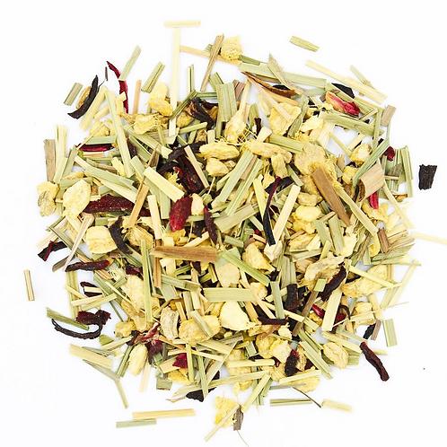 Ginger Kiss - Organic Herbal Tea