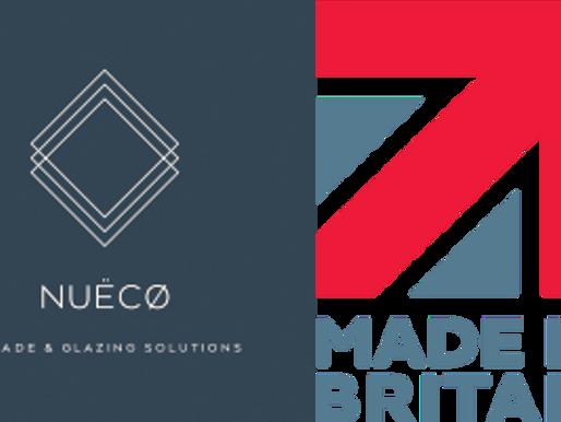 Nuëcø Group granted Made in Britain membership