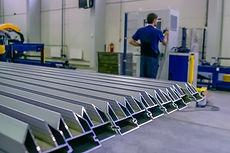 Aluminium services