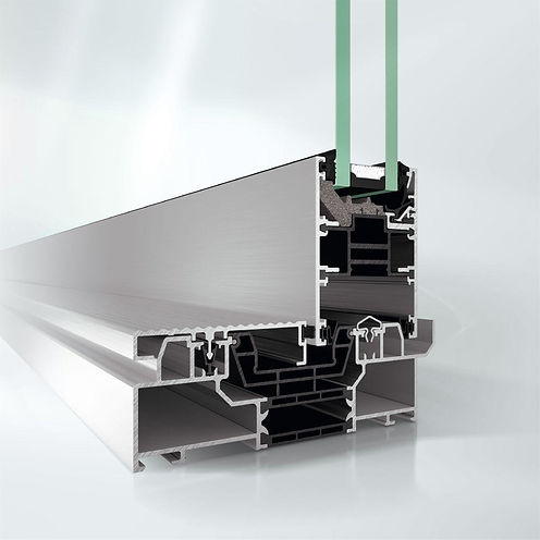 Schüco Sliding and Lift-and-Slide System