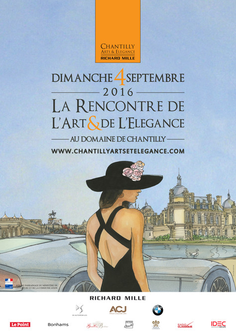 TROISIEME EDITION DE CHANTILLY ARTS & ELEGANCE