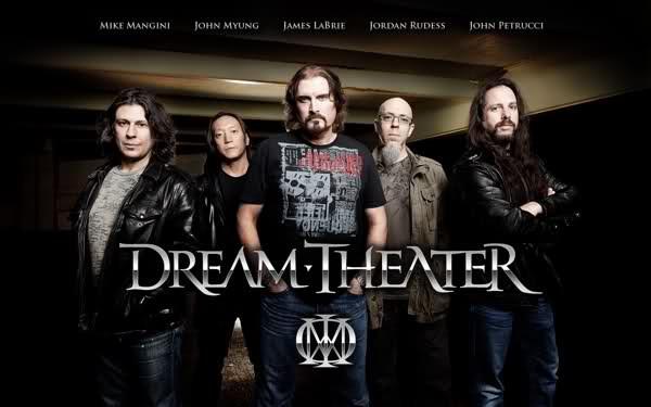 להקת דרים ת'יאטר (Dream Theater) בישראל - 12.10.17 - כרטיסים