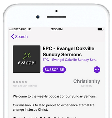 Evangel Podcast