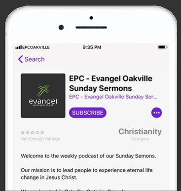 Evangel Podcast Image