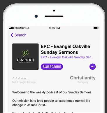 Evangel Podcast Image