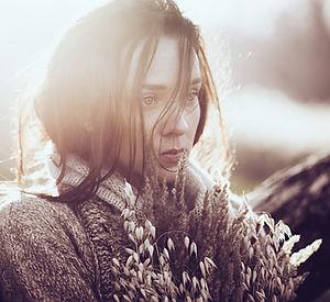 Autumn Girl with low self esteem