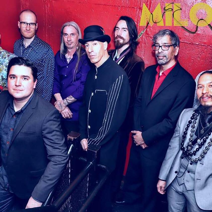 MILO Z & the Z Funk Band