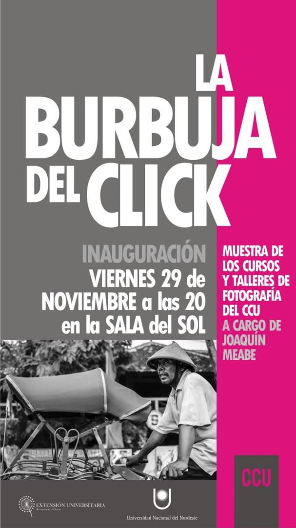 La Burbuja del click