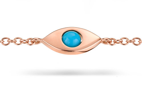 EyeBall Bracelet - Rose Gold