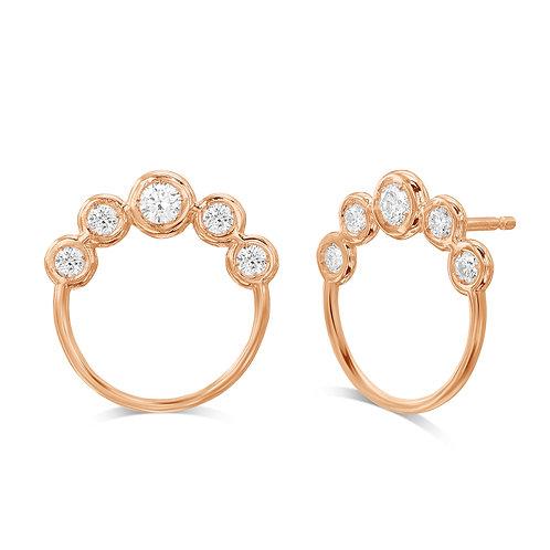 Gaby Diamond Earrings