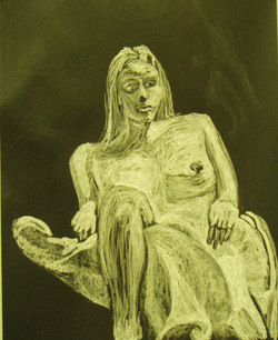 SOLD Female Nude