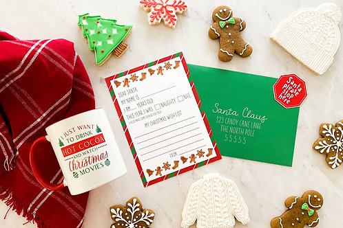 Kids Christmas Gift Box