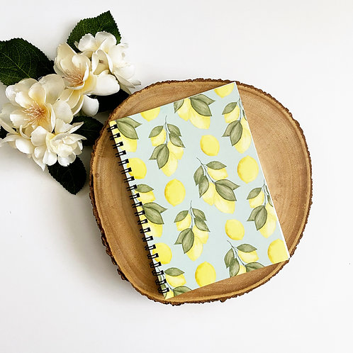Lemon Spiral Journal