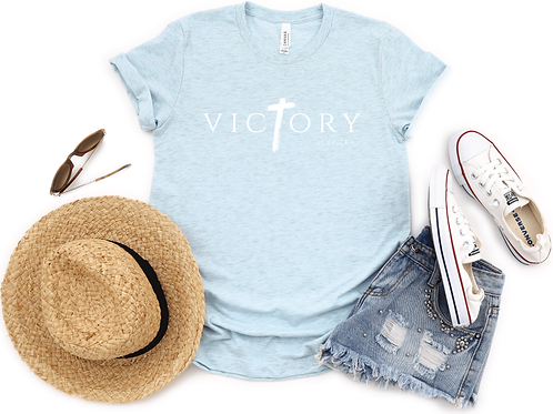 Easter Victory Shirt - Womens Shirt - Graphic Tee
